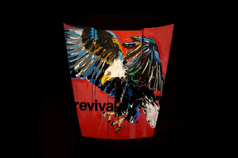 Cieu x Machine Revival